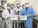 Parceria com Ufal para produção de álcool 70%