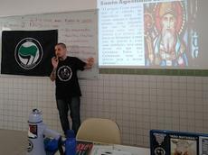 Professor Renato Libardi refletiu sobre o tratamento dado aos animais em diferentes tempos históricos da huimanidade.jpg