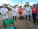 Doação de hipoclorito de sódio a comunidades carentes